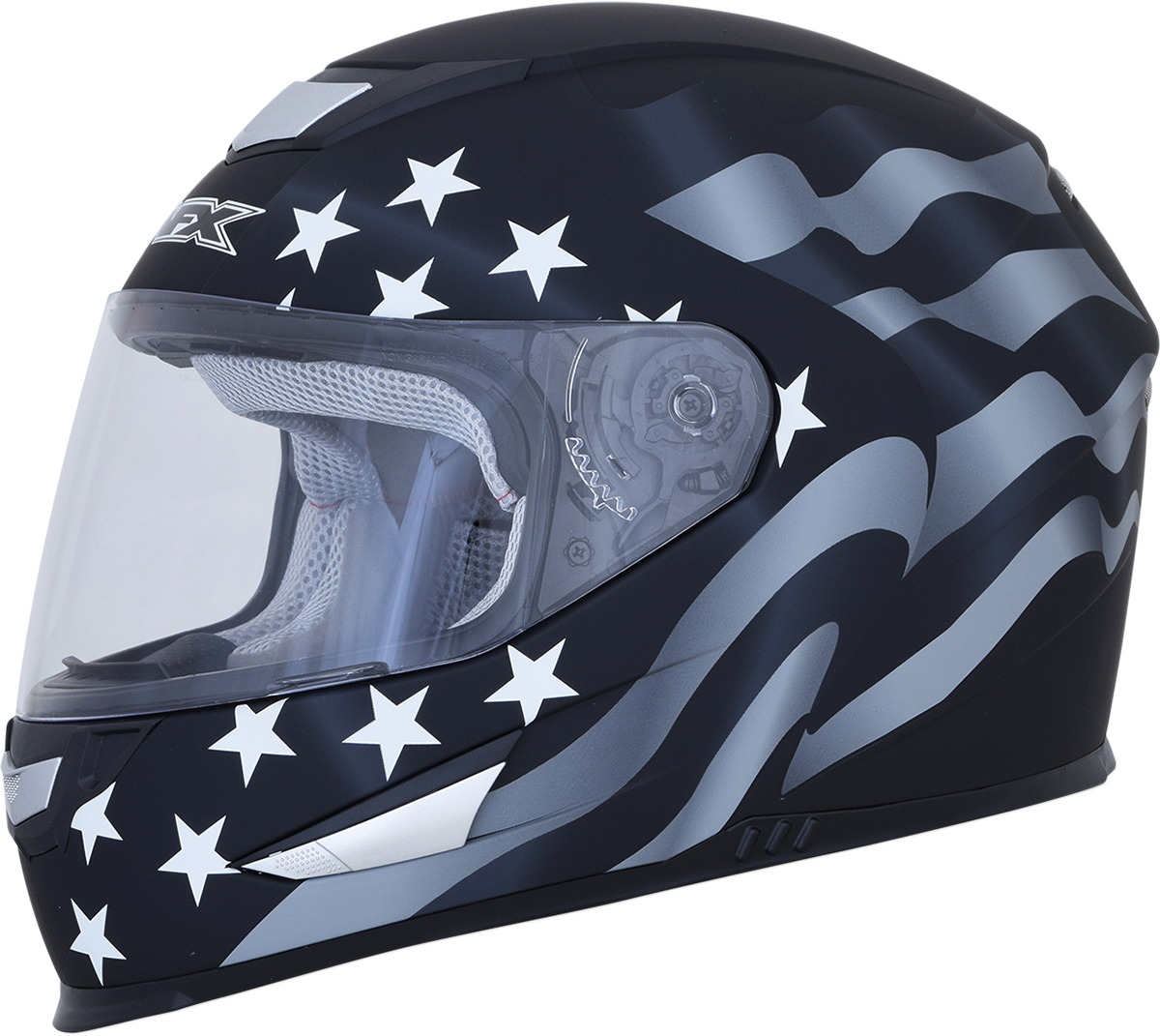 AFX FX-99 Graphic Full Face Motorcycle Street Helmet Adult All Sizes and Colors