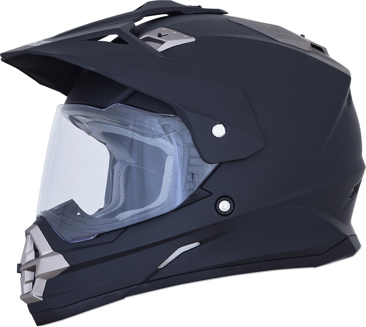 AFX FX-39 Dual Sport Series 2 Solid Helmet