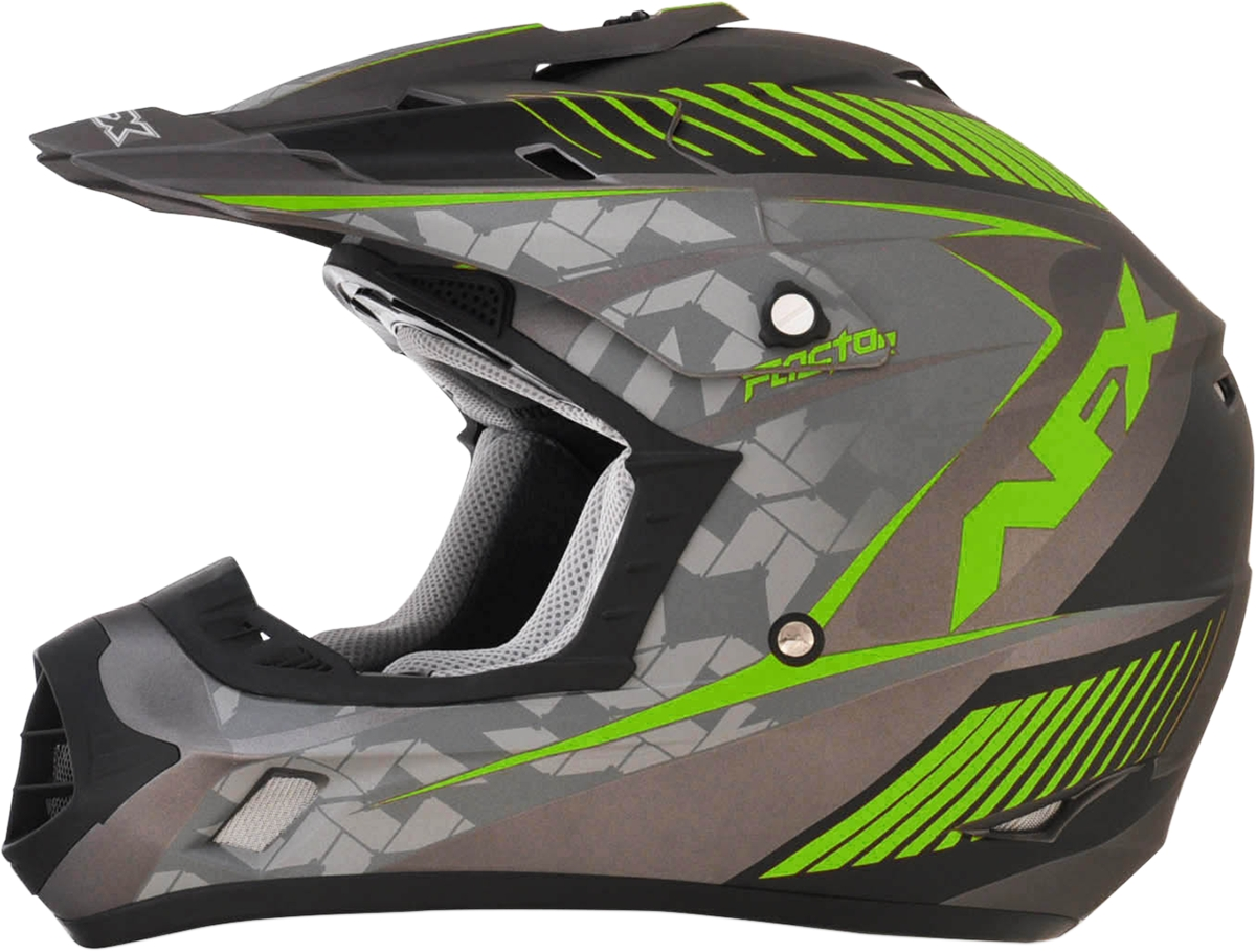 *FAST SHIPPING* AFX 17Y YOUTH SOLID MOTORCYCLE HELMET