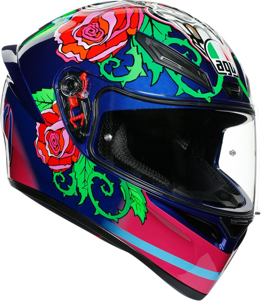 New Agv K1 Salom Helmet Ebay