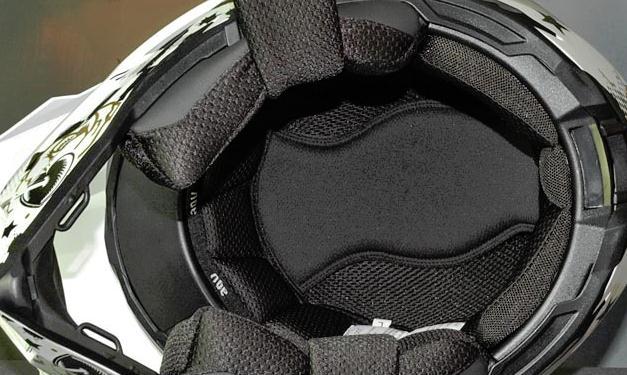 Helmet Liner for AX-8 Dual Sport EVO