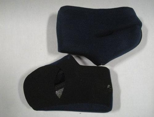 Helmet Cheek Pads for AX-8 EVO