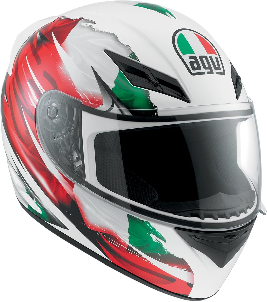 K3 Italy Flag Helmet