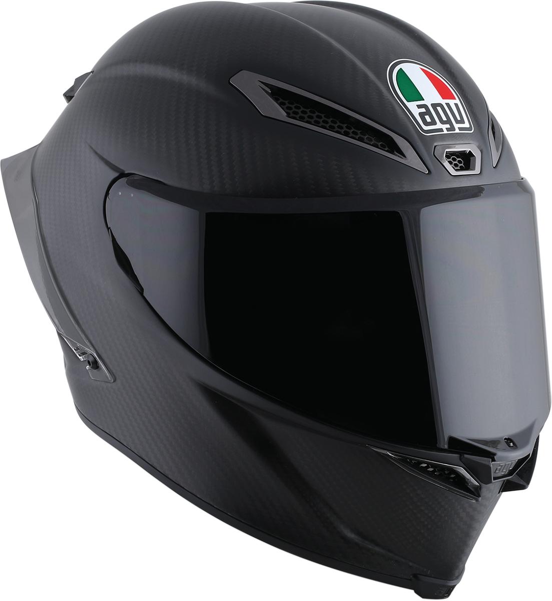 Agv Pista Gp R Matte Carbon Fiber Helmet Super Lightweight Motorcycle Road Race Ebay