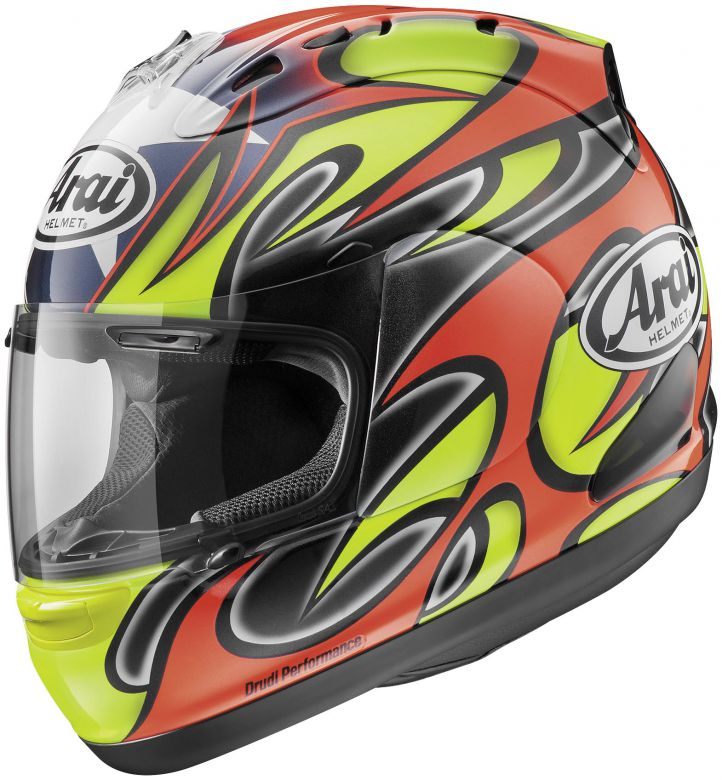 Corsair V 2014 Edwards Tribute Helmet