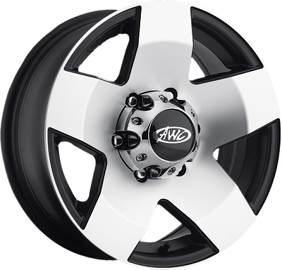 850 Series Aluminum Wheels