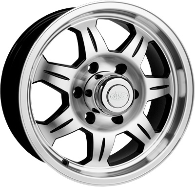 870 Series Aluminum Wheels