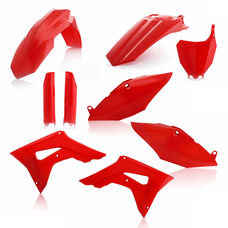 Acerbis 13-16 Honda CRF450R Full Plastic Kit Red