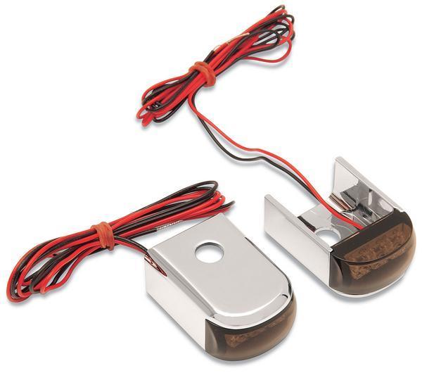alloy art fender strut led marker lights raw strut lite. Black Bedroom Furniture Sets. Home Design Ideas