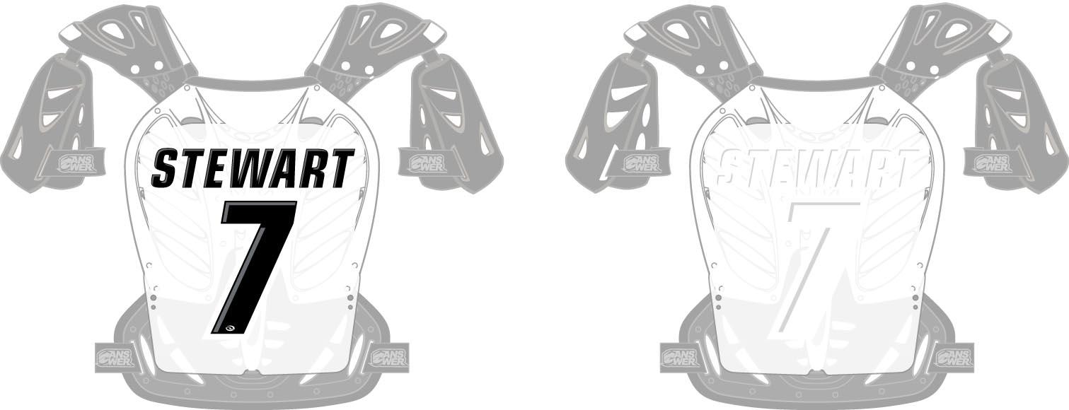Roost Deflector ID Kit