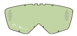 Single Lexan Lens