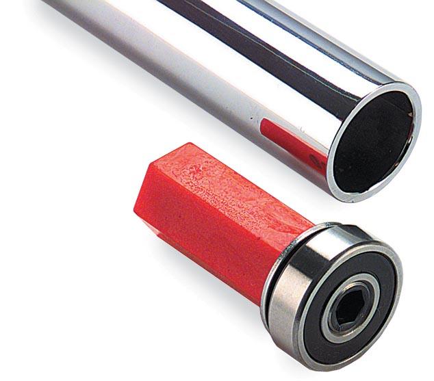 Roller Bearing Throttle Kit for Factory Style Throttle Tubes