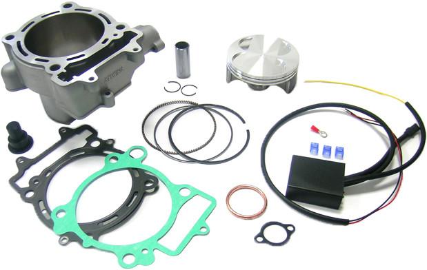 Athena Gasket Kit for Big Bore Cylinder Kit for Kawasaki KFX450R 2008-2014