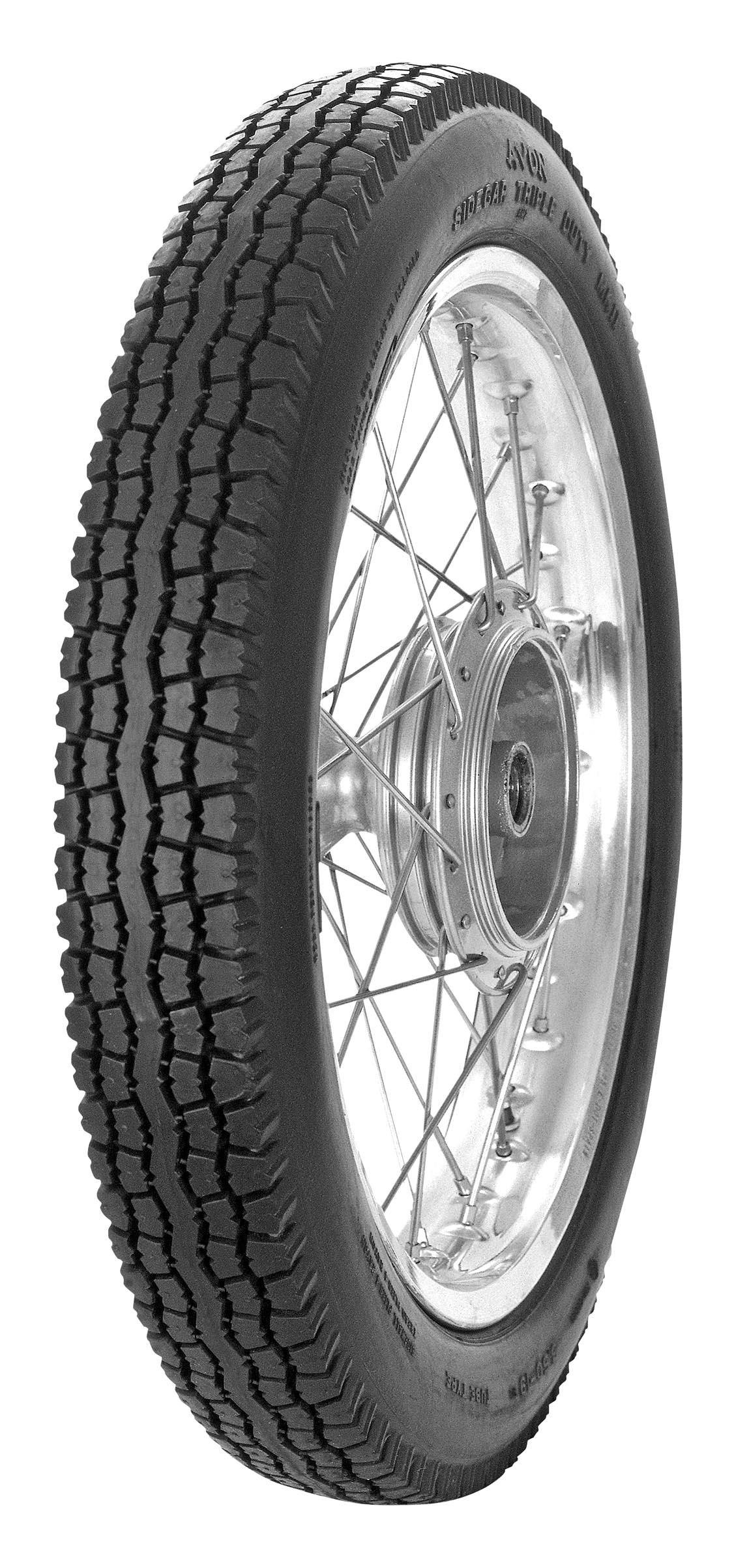 Sidecar Triple Duty Tire