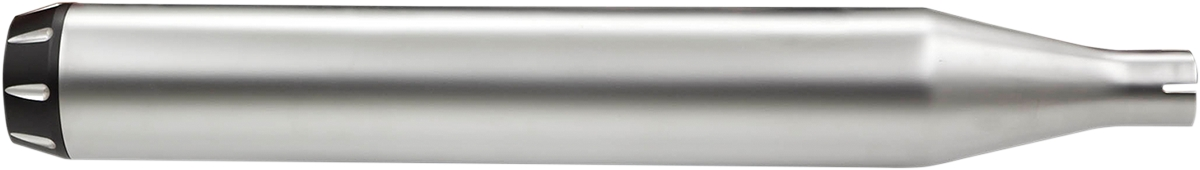 "High-Performance 4"" Straight Tube Slip-On Mufflers"