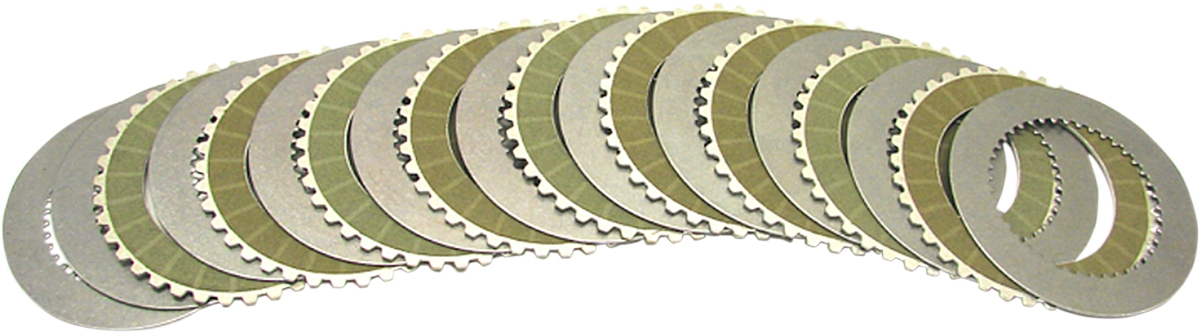 Replacement Clutch Pack For Top Fuel Belt Drive Kit