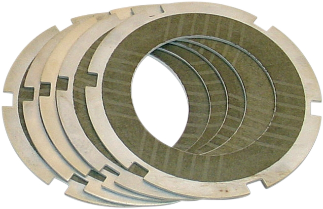 Replacement Plates For Competitor Clutch