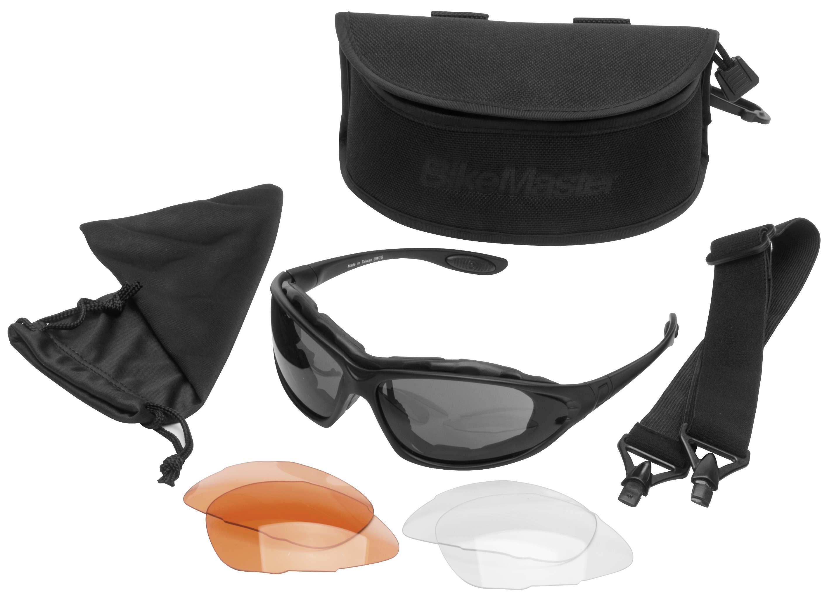 Windshield Convertible Sunglasses Kit
