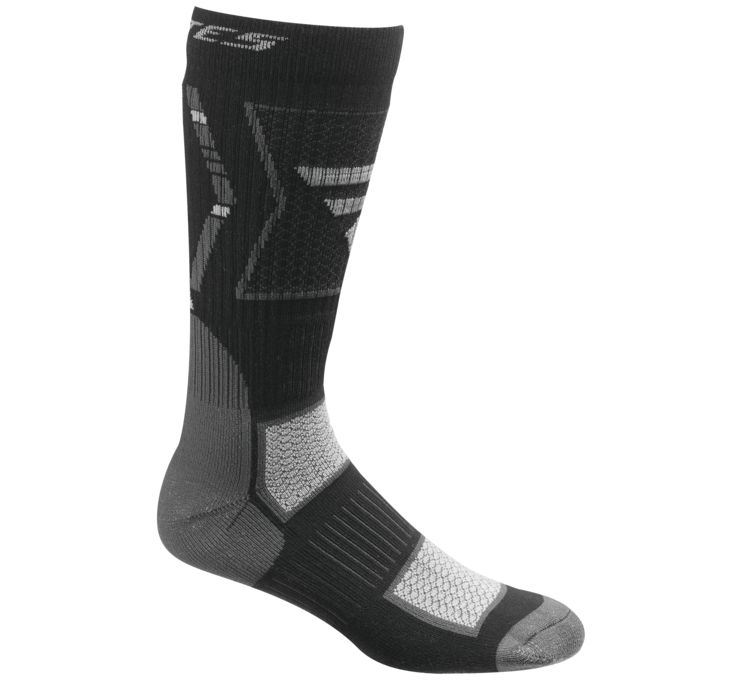 Mid-Calf Vented Performance Socks