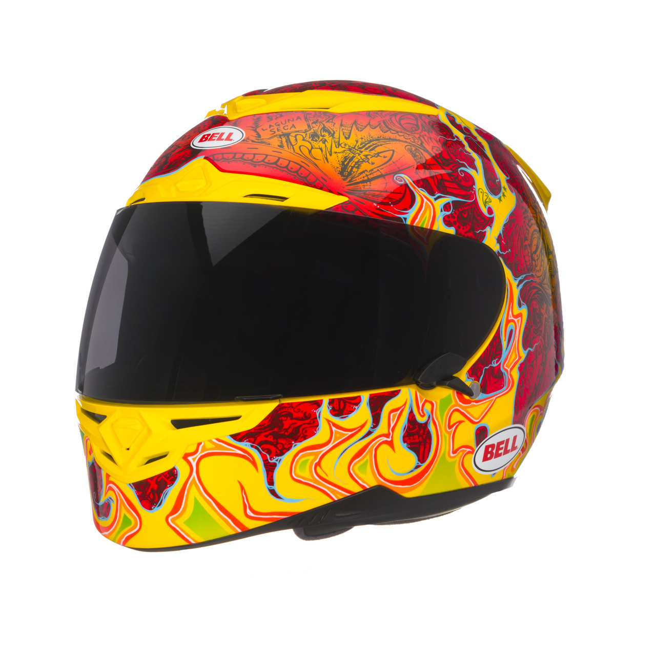 RS-1 Airtrix Meltdown Helmet