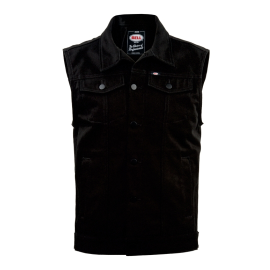 Graham Denim Vest