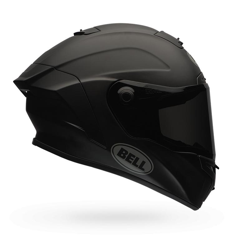 Star Full Face Solid Color Helmet