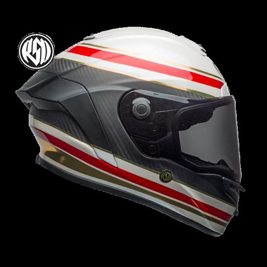 Racestar Flex Carbon Flex RSD Formula Helmet