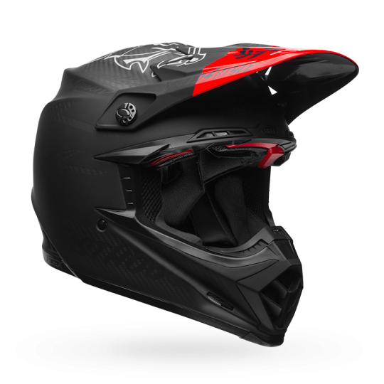 Moto-9 Carbon Flex Fasthouse DITD Helmet