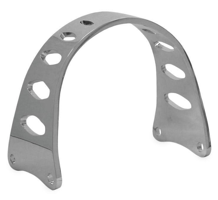 Details about Biker's Choice Chrome Wide Glide Front Fork Brace 94106