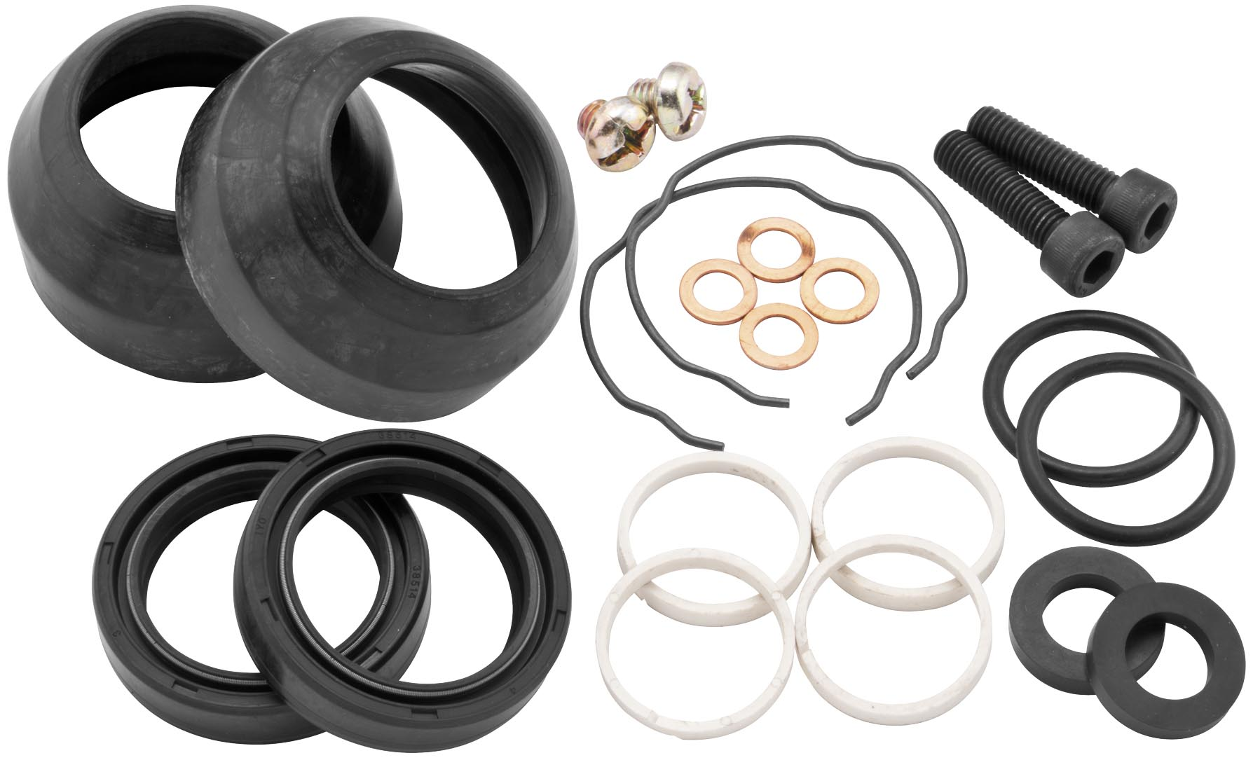 Details about Biker's Choice MT62142 Fork Seal Kit 41mm