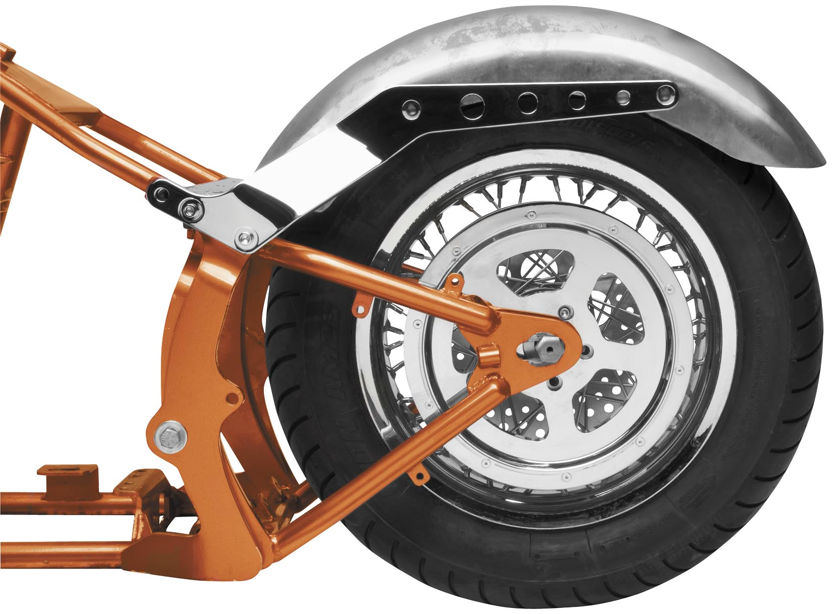 Biker's Choice Custom Rear Fender | Team Straus Motorcycles