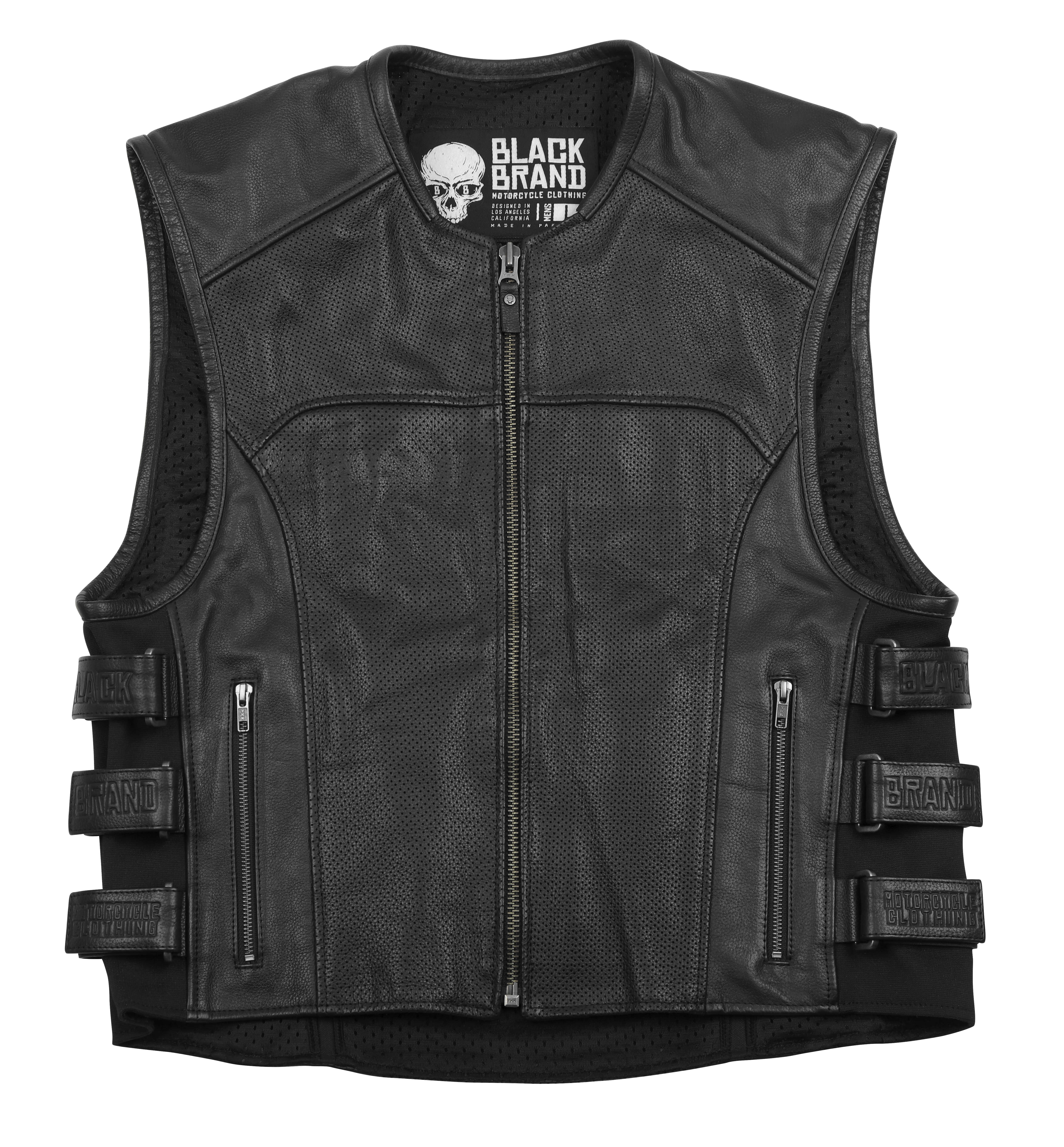 Ice Pick Perforated Vest