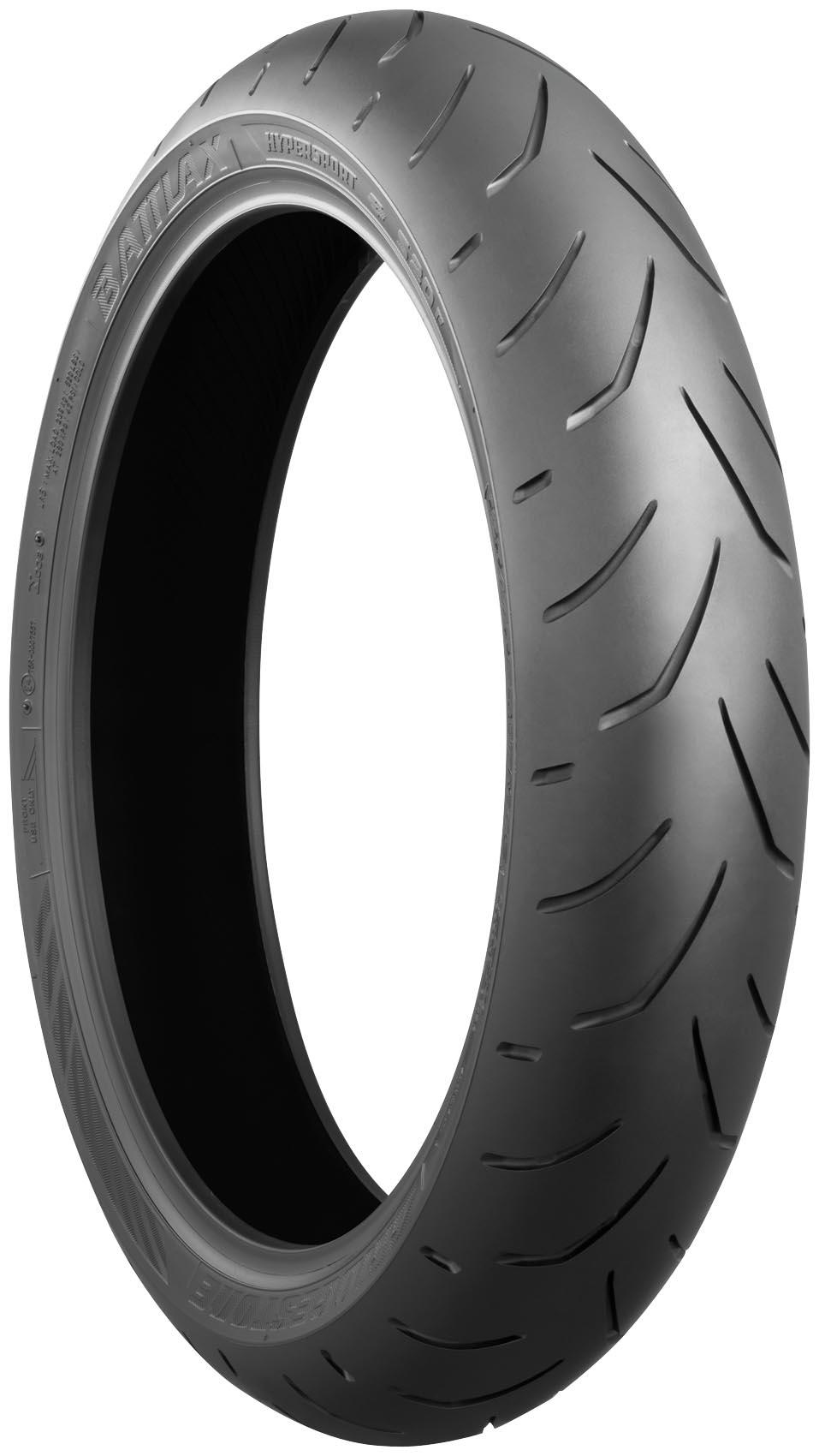 Battlax S20-F High Performance Radial Tire
