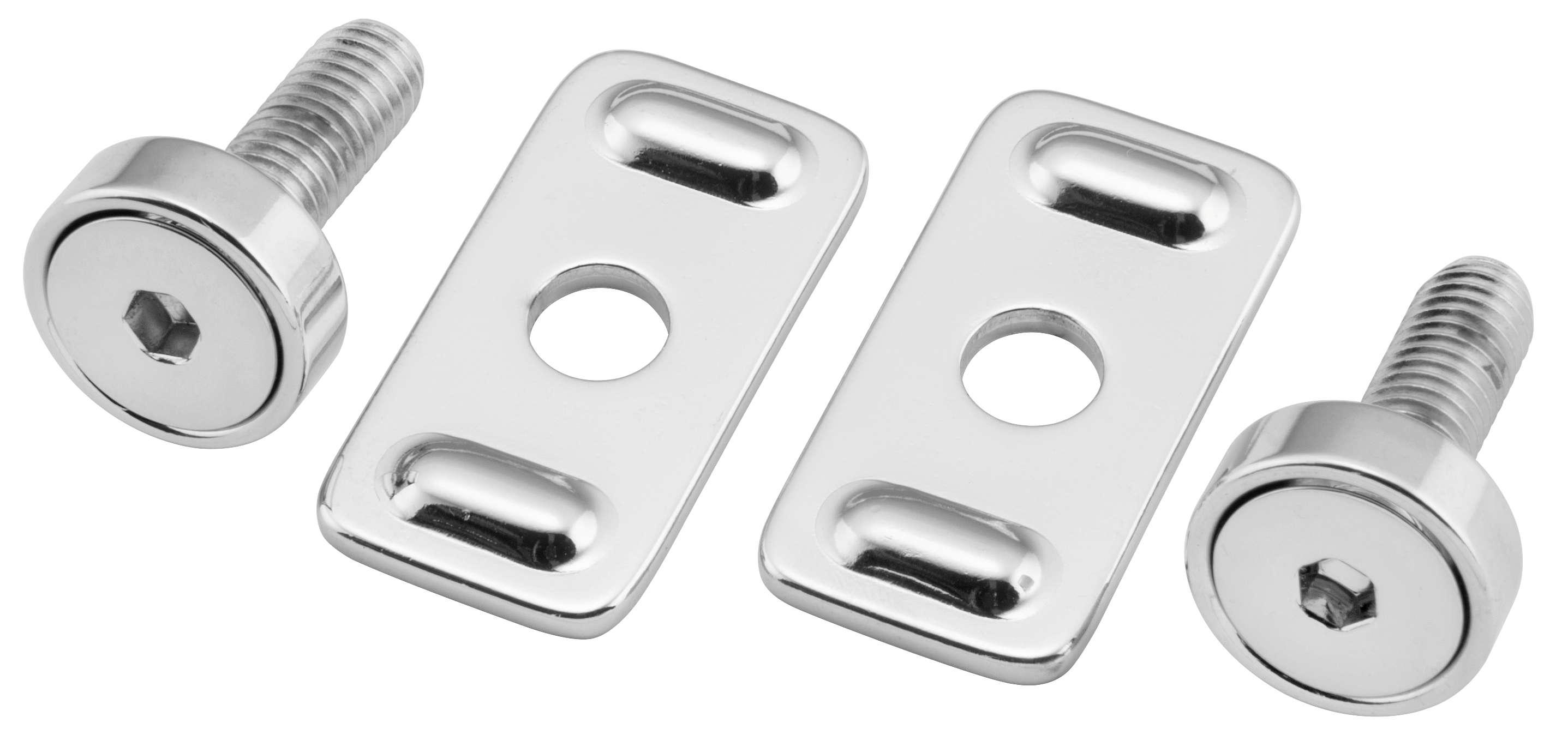 Swingarm End Plates