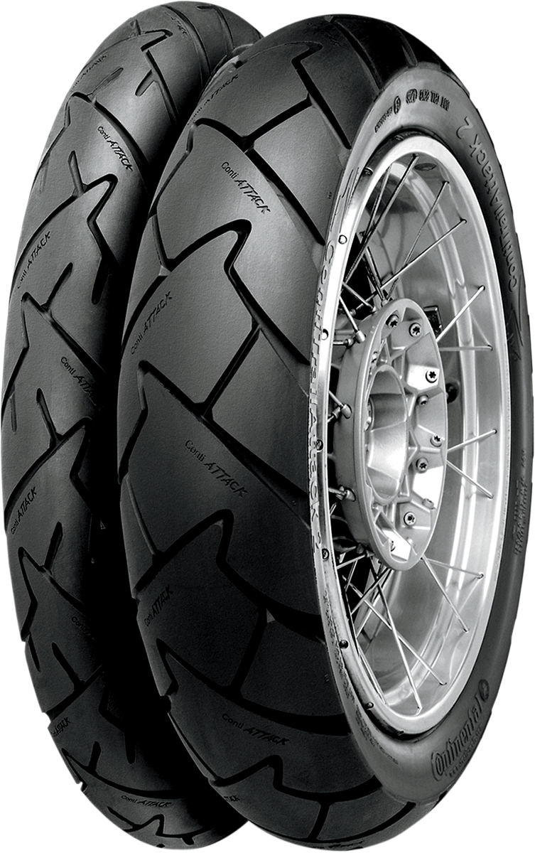 Continental ZIPPY 1 130//70-12 Front//Rear Tire 2404010000