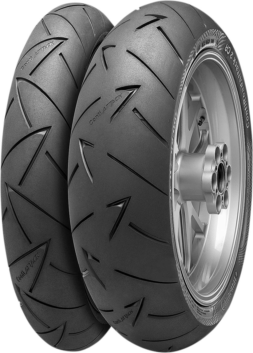 Conti Road Attack 2CR Tire