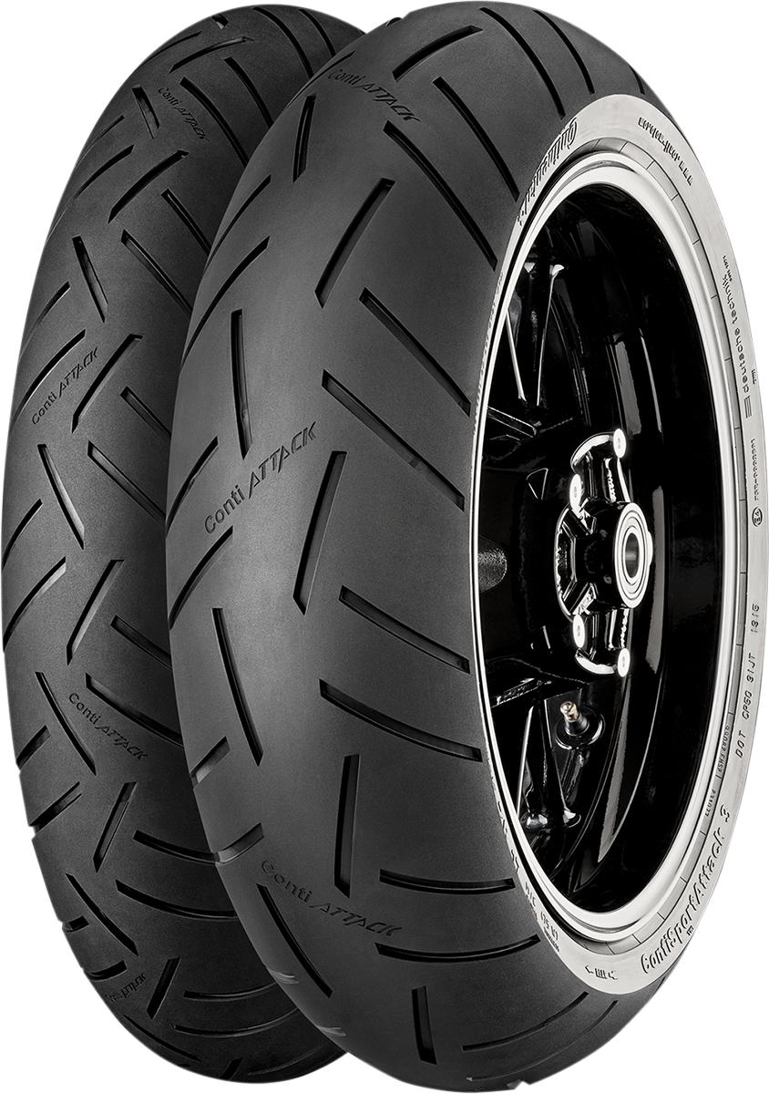 Conti Sport Attack 3 Tire