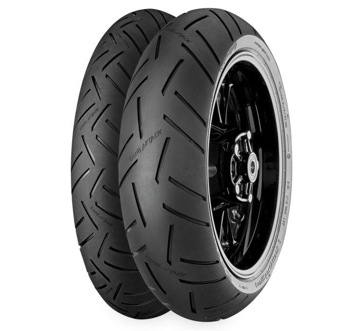 Conti Sport Attack 3 Tires