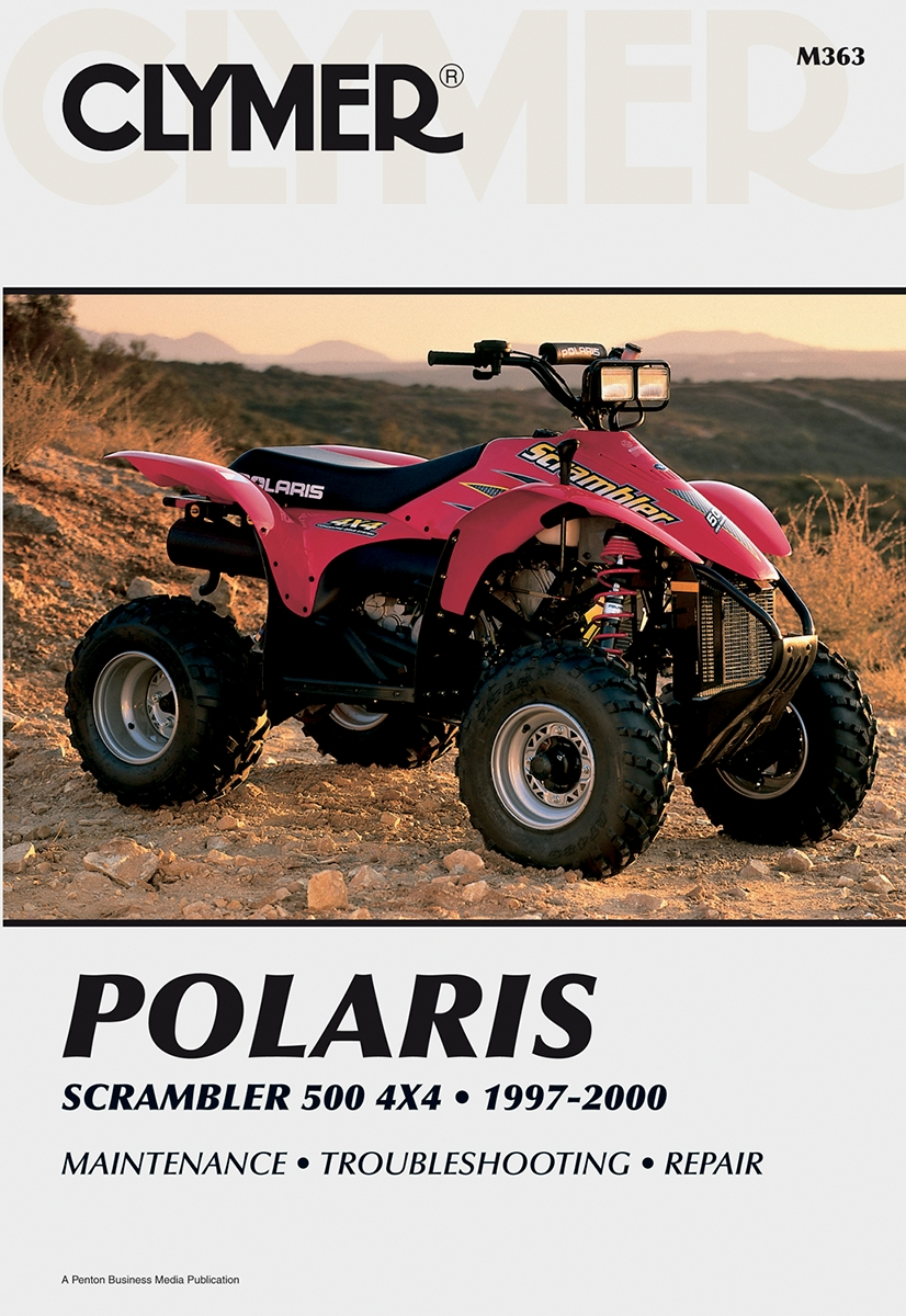 Repair Manual Polaris ATVS 1985-1995 See Fit