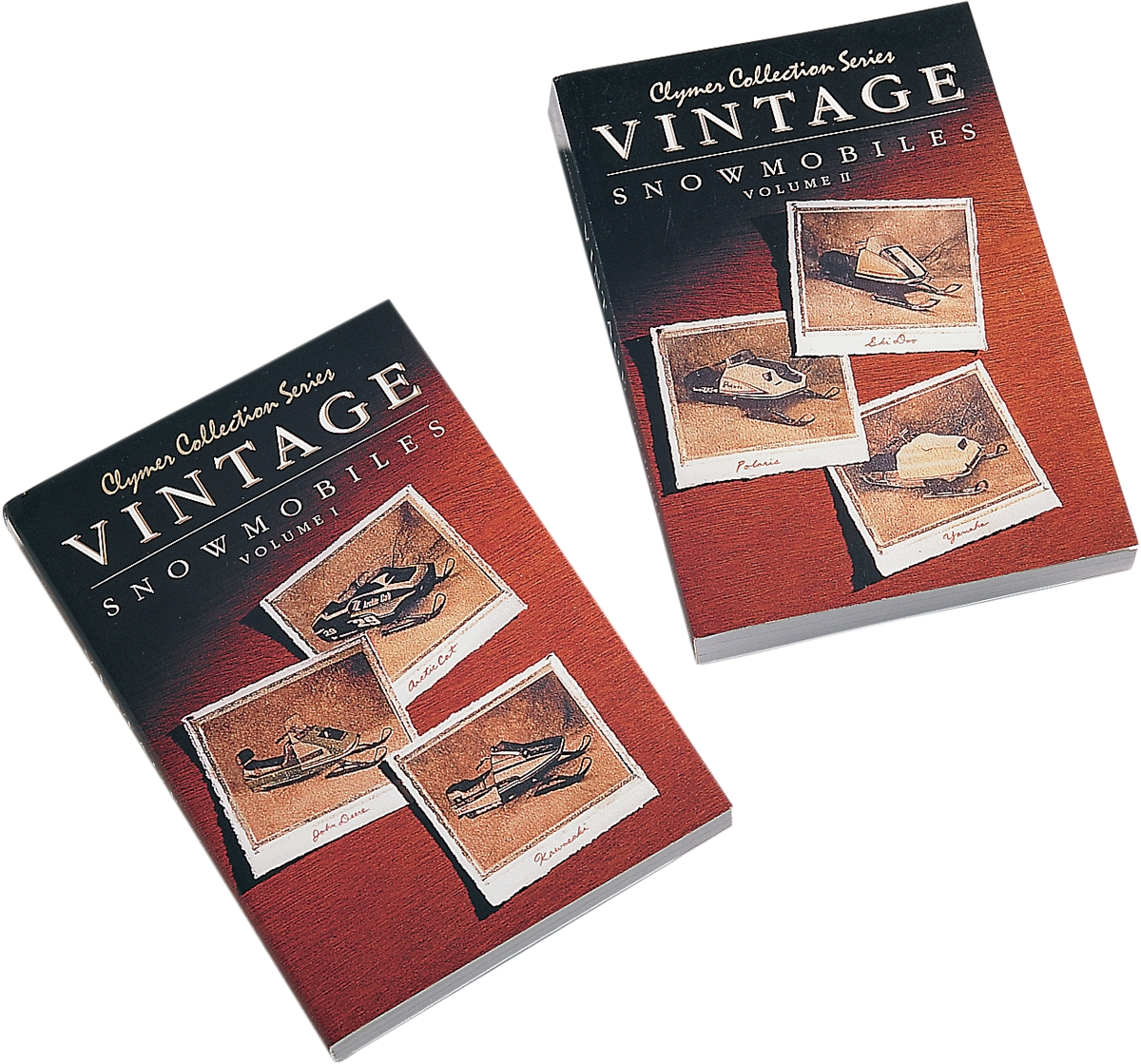New Clymer S820 Collection Series Vintage Snowmobile Manual Ebay 1998 Arctic Cat Jag 440 Wiring Diagram