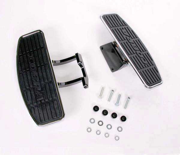Cobra Front Floorboards for Honda 1995-2001 VT1100C2//T Shadow Ace//Tour 06-1630