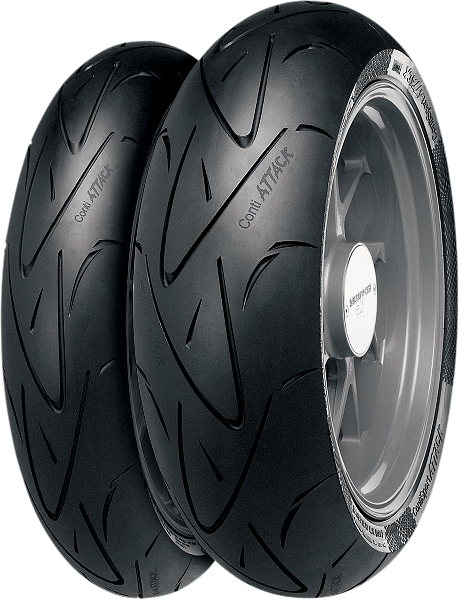 Sport Attack General Replacement Tires