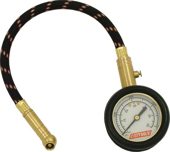 TirePro Dial Tire Gauge