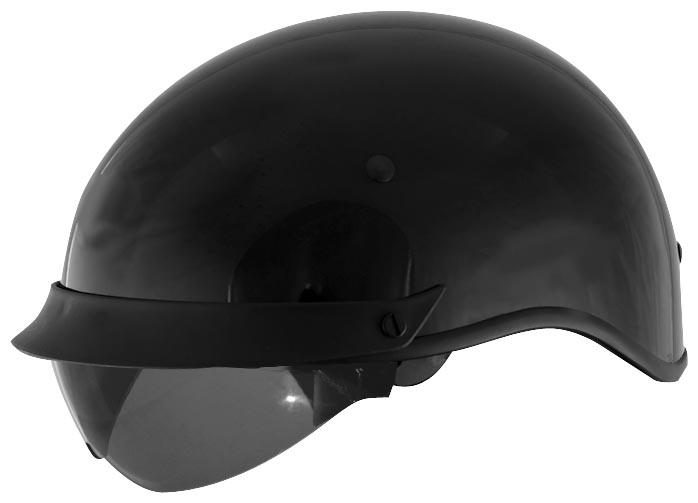 U-72 Half Solid Helmet