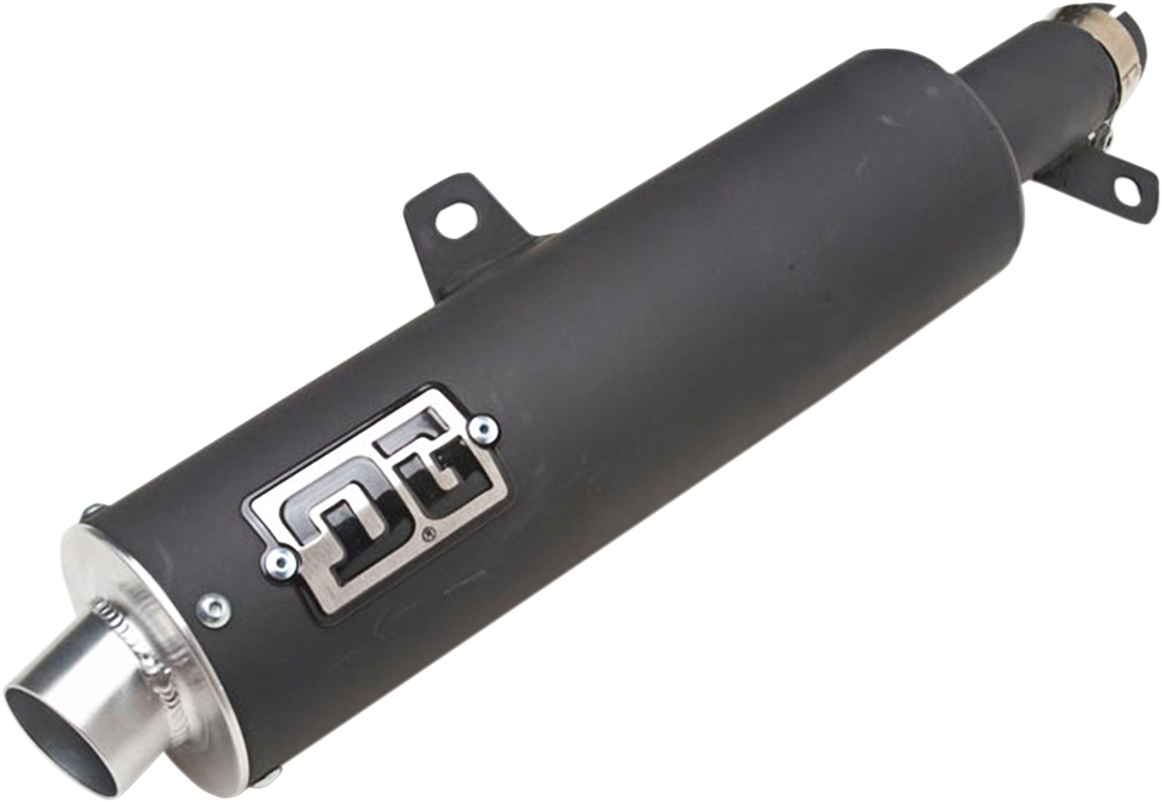 DG PERFORMANCE 051-2400 Utility Series Slip-On Exhaust