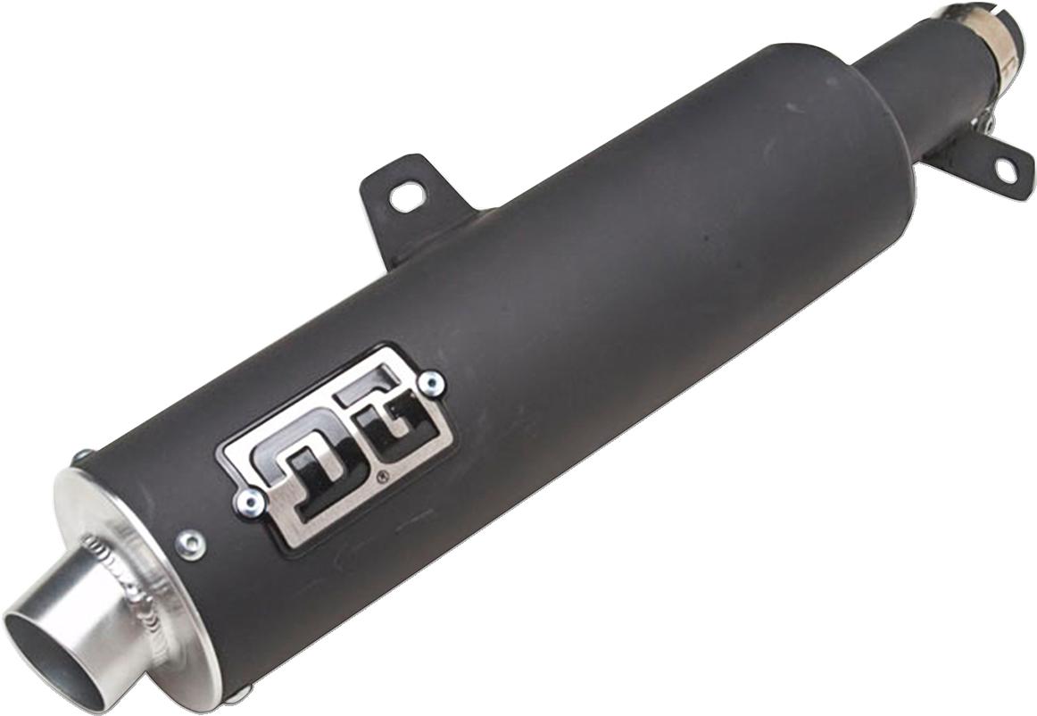 DG Performance RCM II Slip-On with Spark Arrestor 051-5500