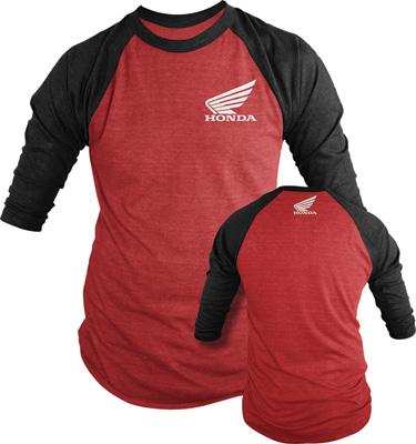 Long Sleeve OEM Honda T-Shirt