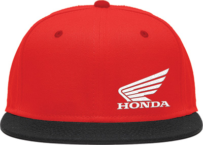 Honda Wing Snap Back Hat