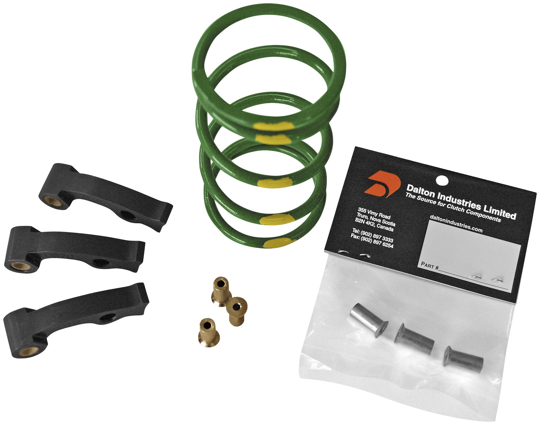 Dalton Clutches DBO800 Clutch Kit Stock or Oversized Tires