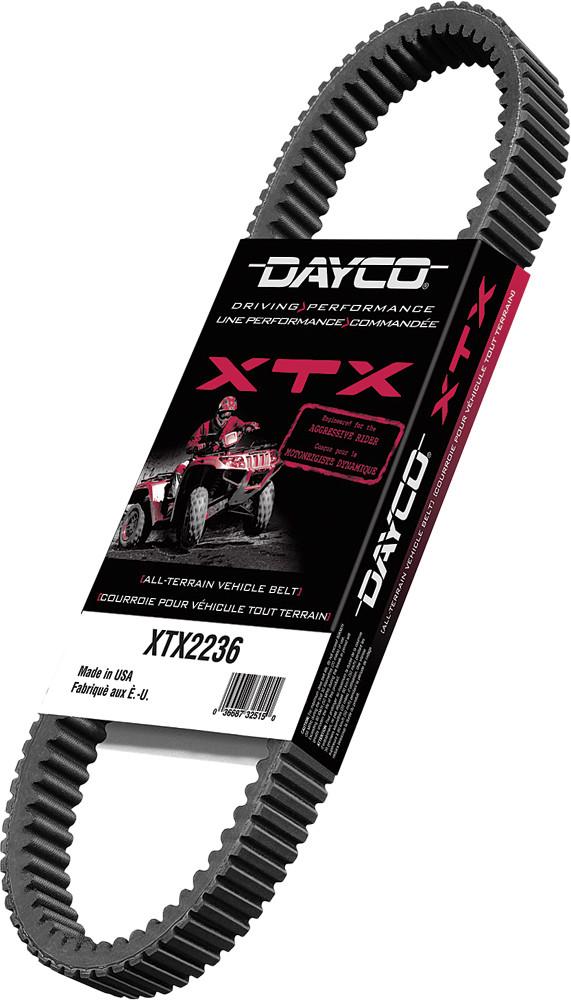 Dayco XTX Drive Belt XTX2266